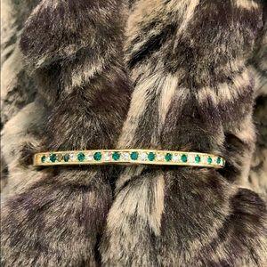 Beautiful, jeweled bracelet. #A62